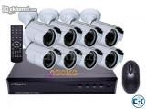 NonHD Standard CCtv camera service 7pcs