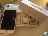 Brand New iPhone 6s Gold 64 GB With Box From USA