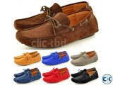 New Mens Faux Suede Casual Loafers Shoes tk 3 000
