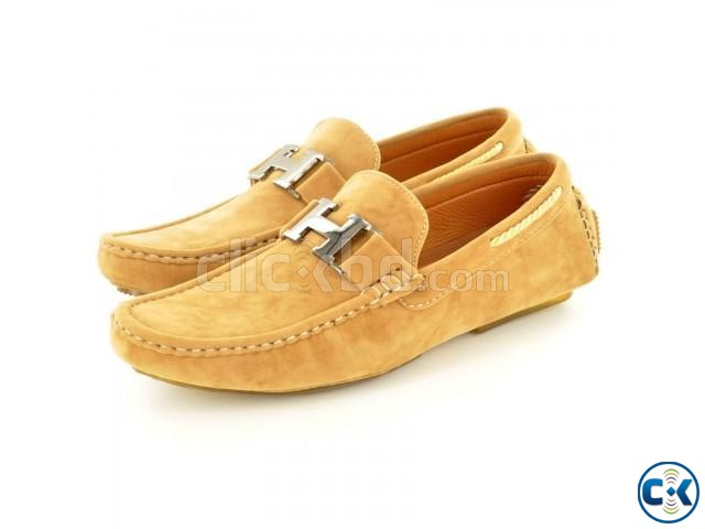 New Mens Faux Suede Casual Loafers Shoes tk 3 000 | ClickBD large image 4