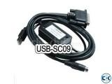 Mitshubishi plc Cable (USB SC 09)