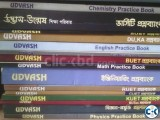 Full Set Udvash Admission Books
