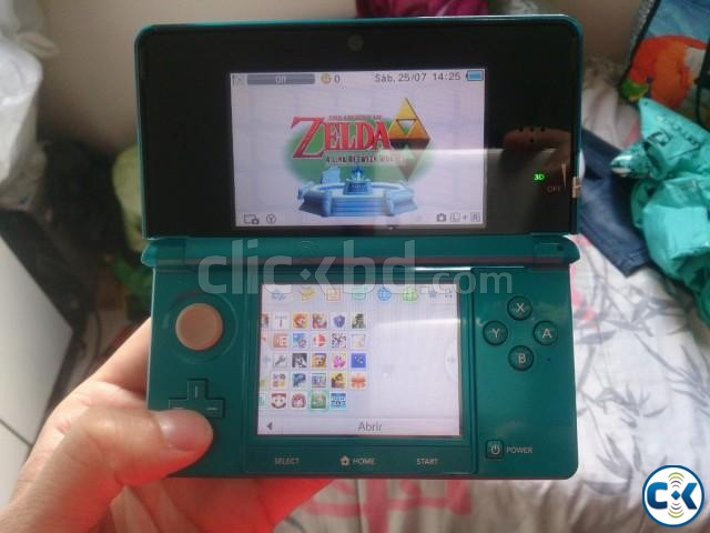 Nintendo 3DS Mod Hack Service All Games    ClickBD large image 0