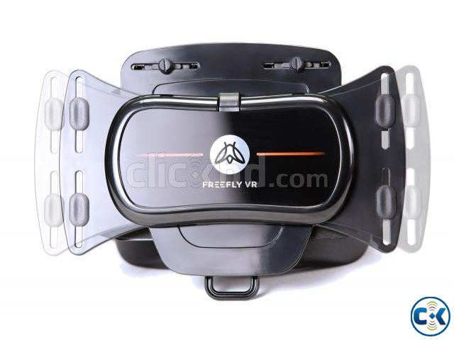Freefly VR Mobile Virtual Reality Headset | ClickBD large image 3