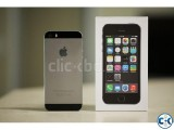 Brand new intact boxed iphone 5S