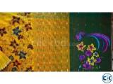 Saree-flowers