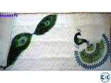 Saree-peacock 2