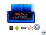 Bluetooth OBDII car Scanner Tool for Android Devices