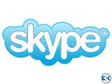 Selling Skype Credit In Best Price - 75 BDT