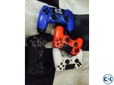 PS4 500 GB and 4 Controller
