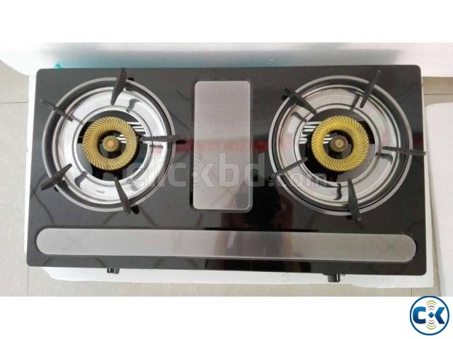 Brand New Auto Gas Stove S2 From italy | ClickBD large image 0