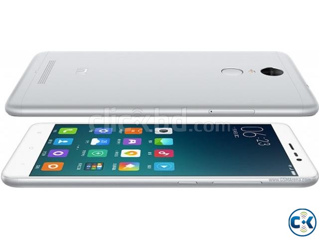 Brand New Xiaomi Redmi Note-3 32GB Colors-Gold Silver | ClickBD large image