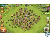 Clash of clan er th 7 id sell