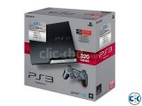 PS3 320Gb moded full fresh with warranty