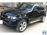 BMW X5 For Rent in Dhaka