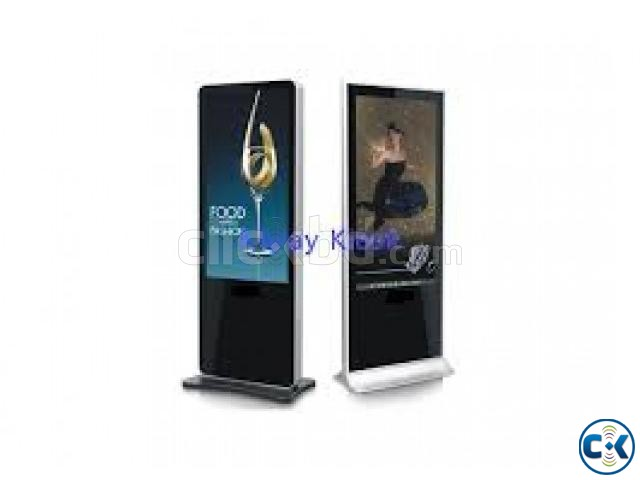 42 Digital Display Kiosk PC With Touch | ClickBD large image 1