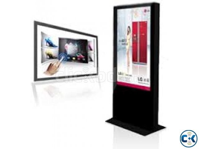 42 Digital Display Kiosk PC With Touch | ClickBD large image 2