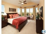 Economical Bedroom Interior Decoration