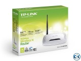 TP-Link TR-WR740N 150 Mbps WPA Wireless N Wi-Fi Router