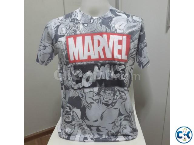 T-Shirt printing start your clothing line min.50pcs  | ClickBD large image 0