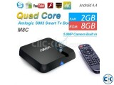 Original M8C Android 4.4 5MP Camera TV Box 2G 8G
