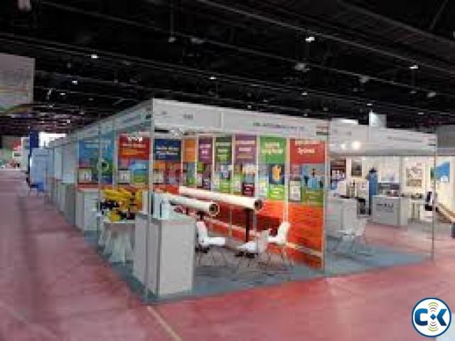 Exhibition Stall Decoration Ideas : Exhibition stall pavillion clickbd