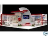 Exhibition Stall Designer and Fabricator