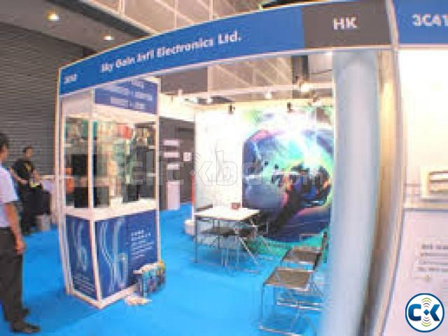 Exhibition Booth Decoration : Exhibition booth decoration clickbd