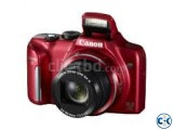 Canon Compact Digital Camera IXUS 170 20MP 12x Optical Zoom