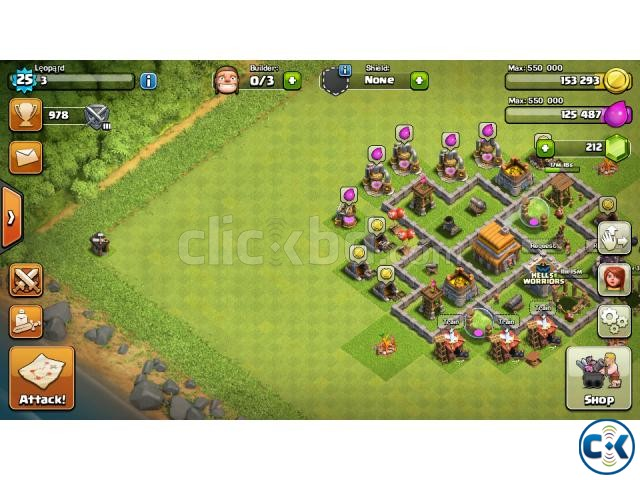 how to sell clash of clans