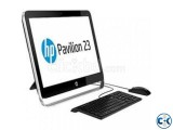 HP AIO 23-R019i i3 23-inch all in one PC