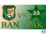 BAN VS PAK ASIA CUP T20 HOSPITALITY BOX TICKETS