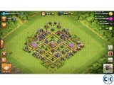 COC- Clash of Clan TH 8 with 5 Builders