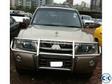 Brand New Pajero for Rent in Sylhet