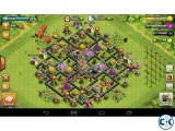 COC Town Hall 8 all MAX - Clash of Clans ID