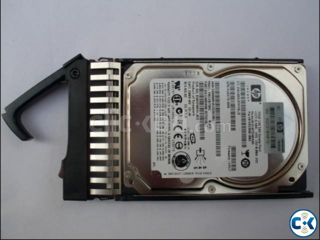 HP 2.5 SAS 1TB Hard drive in Unbelievable price | ClickBD large image 2
