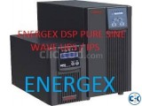 Energex DSP Pure Sine Wave UPS IPS 5000 VA 5yrs. Warranty
