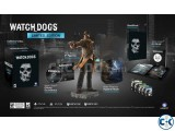 Brand New Watchdogs Limited Edition PS4