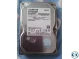 Toshiba 500gb 7200rpm Desktop HDD
