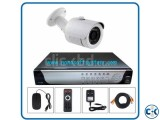 Home Security CCTV DVR Package