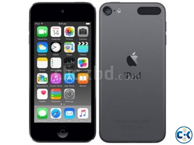 Apple Ipod touch 6th Generation 16Gb Space Grey. | ClickBD large image 0
