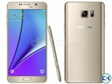 Brand New Samsung Galaxy Note 5 64GB Sealed Pack 1 Yr wrrnty