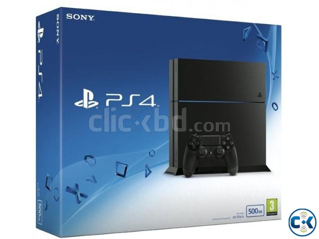 PS4 console brand new best low price stock ltd | ClickBD large image 0