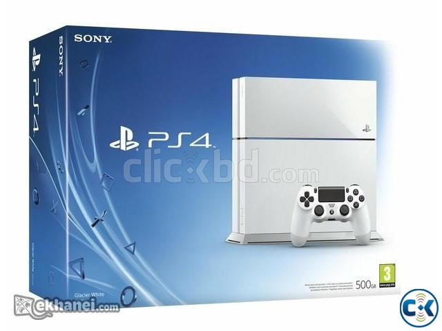 PS4 console brand new best low price stock ltd | ClickBD large image 1