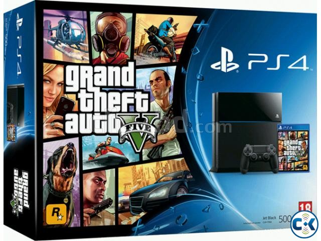 PS4 console brand new best low price stock ltd | ClickBD large image 4