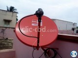 Tata Sky DishTv True HD Dish Setup Recharge