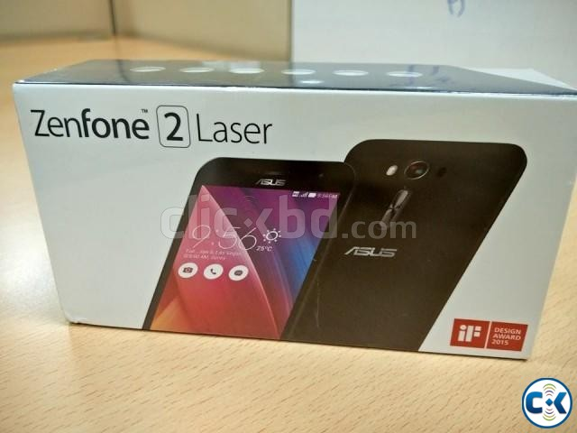 Asus Zenfone 2 Laser Boxed Like New  | ClickBD large image 0