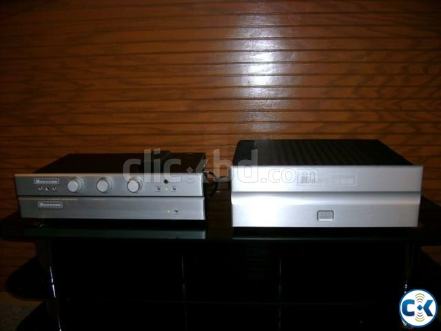 bryston pre and power amp | ClickBD large image 0