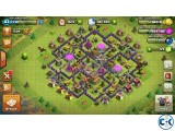 COC - ID Town holl 8 max