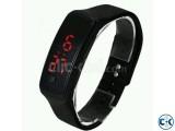 Adidas LED Digital Braslet Watch QAH32998